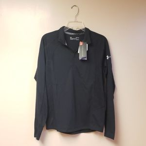Women's Under Armour Fitted Pullover Medium